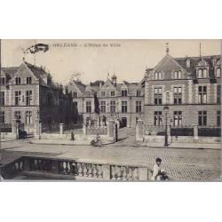 45 - Orléans - L'Hotel de ville