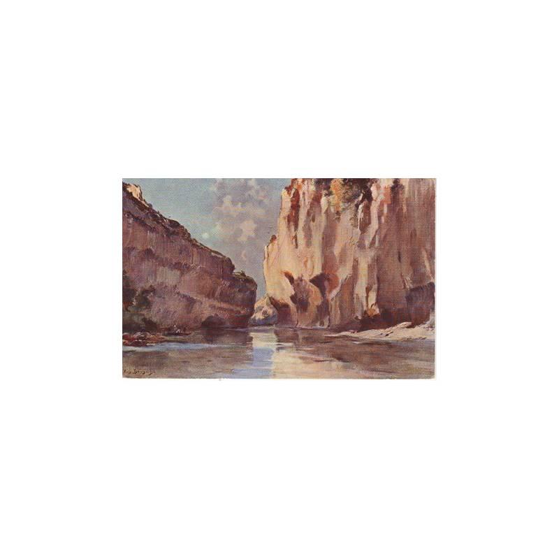 81 - Les gorges du Tarn - Le détroit