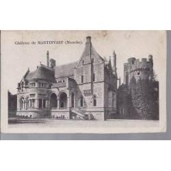 50 - Chateau de Martinvast