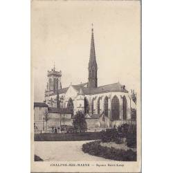 51 - Chalons/Marne - Square Saint Loup
