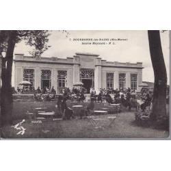 52 - Bourbonne les Bains - Source Maynard