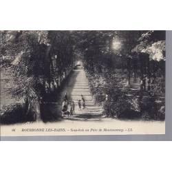 52 - Bourbonne les Bains - Parc de Montmorency