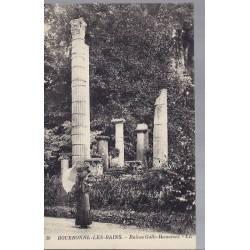 52 - Bourbonne les Bains - Ruines Gallo-romaines