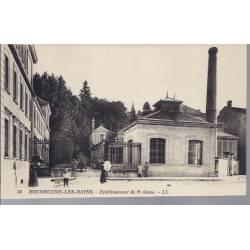 52 - Bourbonne - Etablissement de 2me classe