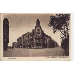 57 - Thionville - Avenues Albert 1er et Pétain