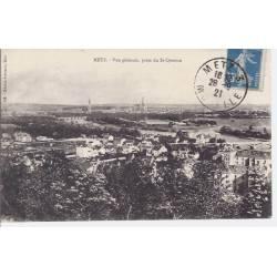 57 - Metz - Vue générale  prise du St-Quentin