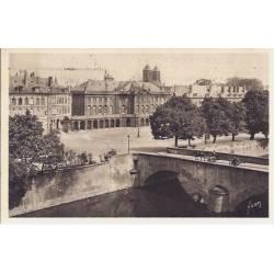 57 - Metz - Place de la Comédie et théatre