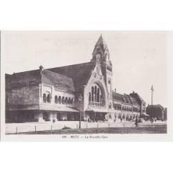 57 - Metz - La nouvelle gare