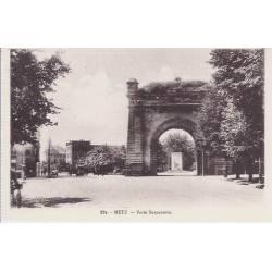 57 - Metz - Porte Serpenoise