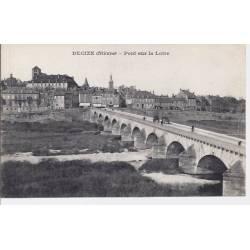58 - Decize - Pont sur la Loire