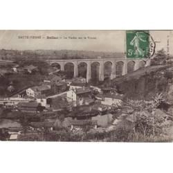 87 - Bellac - Le viaduc sur le Vincou