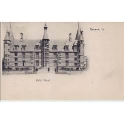 58 - Nevers - Palais Ducal - Dos non divisé