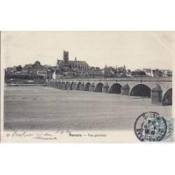 58 - Nevers - Vue générale