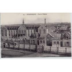59 - Dunkerque - Vue de l'Hopital