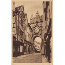 89 - Auxerre - Porte de l'Horloge