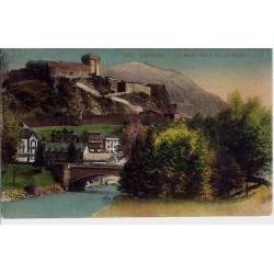 65 - Lourdes - Le pont Neuf et le fort