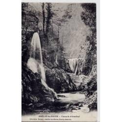 66 - Amélie les Bains - Cascade d'Annibal