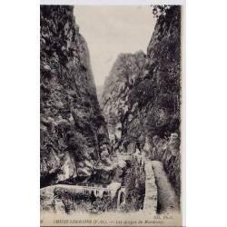 66 - Amélie les Bains - Gorges de Mondomy