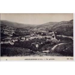 66 - Amélie les Bains - Vue générale 4
