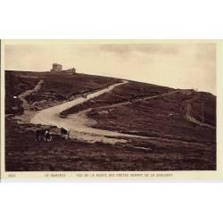 68 - Le Hohneck - Route venant de la Schlucht