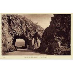 68 - Route de la Schlucht - Le tunnel