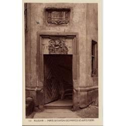 68 - Riquewihr - Porte du chateau des princes