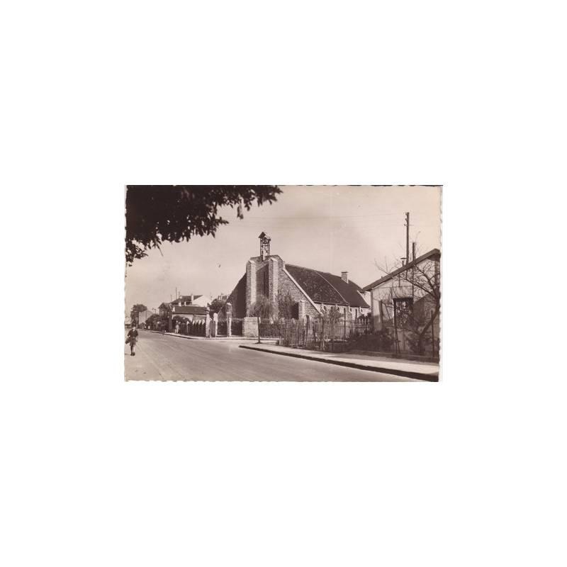 92 - Colombes - La chapelle St-Etienne