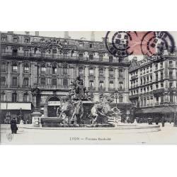 69 - Lyon - Fontaine Bartholdi