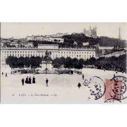 69 - Lyon - La place Bellecour