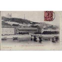 69 - Lyon - Palais de justice,coteau de Fourviere