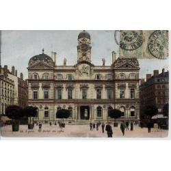 69 - Lyon - L'Hotel de ville - couleur