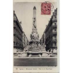 69 - Lyon - Monument Carnot,Place de la république