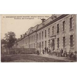 94 - Vincennes-St. Mandé - Hopital militaire