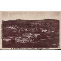 69 - St-Pierre la Pallud - Le Marion - Vieux Bourg
