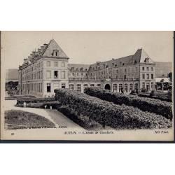 71 - Autun - Ecole de cavalerie