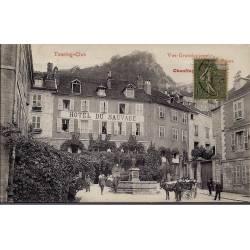 39 - Salins les Bains - Hotel du Sauvage