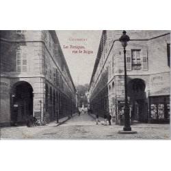 73 - Chambéry - Les portiques rue de Boigne
