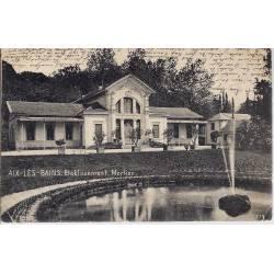 73 - Aix-les-Bains - Etablissement Marlioz
