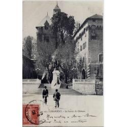 73 - Chambery - Le perron du chateau