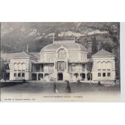 73 - Challes les Eaux - Le casino