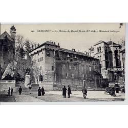 73 - Chambéry - Chateau des Ducs de Savoie
