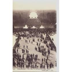 78 - Versailles - Le parc un jour de grandes eaux