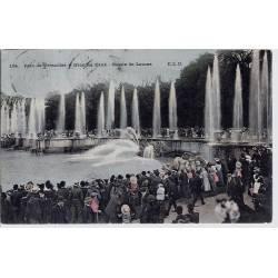 78 - Versailles - Grandes eaux - Bassin de Latone