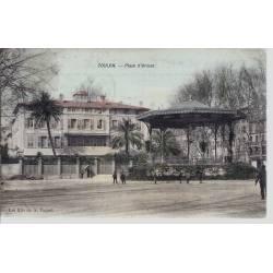 83 - Toulon - Place d'armes