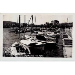 83 - Le port de Ste-Maxime - CPSM