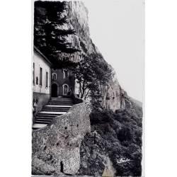 83 - La Sainte-Baume - Escalier de la grotte