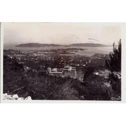 83 - Toulon - Vue panoramique et rade