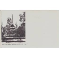 86 - Poitiers - Monument 1870/71 - Dos non divisé