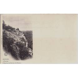86 - Poitiers - Rochers du Porteau-Dos non divisé