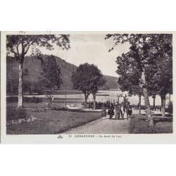 88 - Gerardmer - Au bord du lac